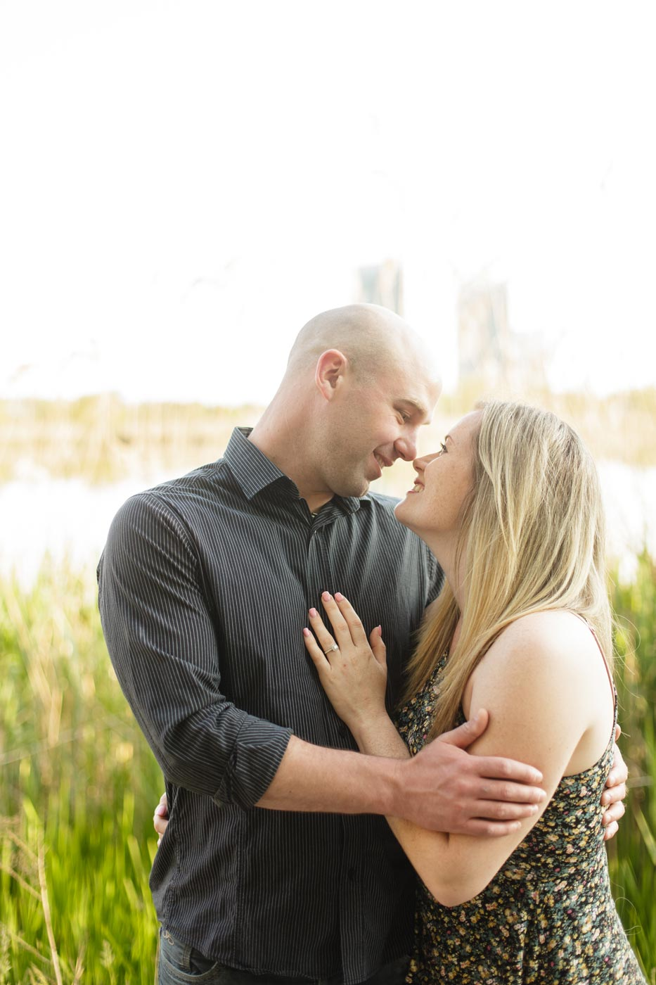 Brenna and Chris – A Relaxed High Park Engagement