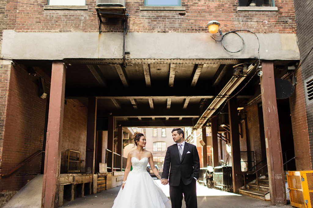 Nikki and Ray – A Well-Crafted Wedding at The Spoke Club