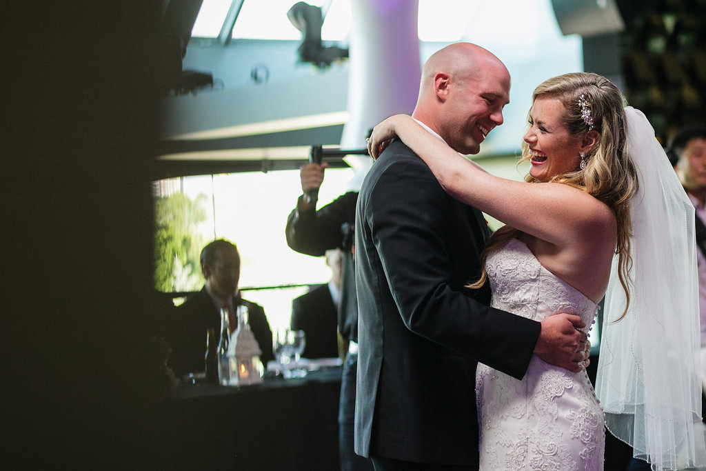 Brenna and Chris – A Beautiful Wedding at the Vue